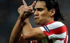 Falcao 5 golle coştu / Atletico Madrid Deportivo maçı özeti (Video)