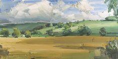 Oliver Akers Douglas - English Plein Air Landscape Painter