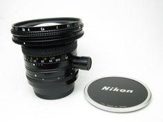 Vintage NIKON Perspective Control Lens