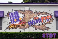 Shop Wall Graphic #Wrap #WallWrap #BadAss