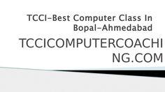 Tcci best computer class in bopal ahmedabad