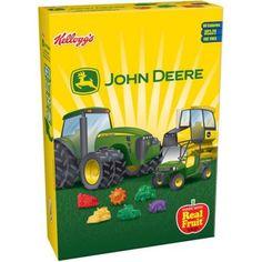 Buy Kellogg Klg John Deere Fruit Shapes at Walmart.com