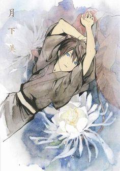 Imagem de noragami, yato, and anime