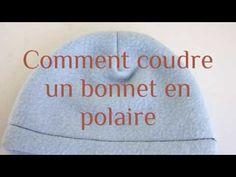 Nouveau patron de couture : le bonnet en polaire | tutoriels de couture | Blog de Petit Citron