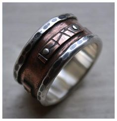 nice Mens Silver Wedding Rings, A Good Replacement of Gold
