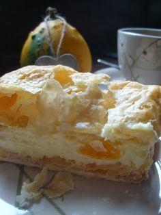 Czech Recipes, Food And Drink, Pie, Ice Cream, Cheese, Baking, Czech Food, Basket, Torte