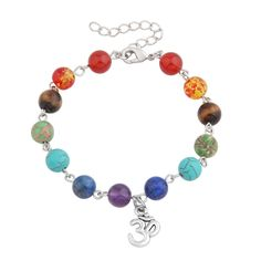 Yoga Jewelry 7 Chakra Healing Beads Lotus Bracelet Anklet Meditation Gift for Women Girls * For more information, visit image link. (As an Amazon Associate I earn from qualifying purchases) Foot Bracelet, Anklet Bracelet, Chakra Beads, Chakra Stones, Bow Jewelry, Anklet Jewelry, Meditation Gifts, Beach Anklets, Gifts For Your Girlfriend