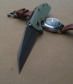 Hinderer Wharncliff XM. Very nice.