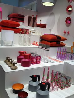 Retail VM | Visual Merchandising | Home Adornment | Retail Design | Shop Design |Norman Copenhagen
