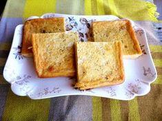 Farinata, csicseriborsó lepény Cornbread, French Toast, Healthy Recipes, Healthy Food, Paleo, Food And Drink, Gluten Free, Vegan, Breakfast