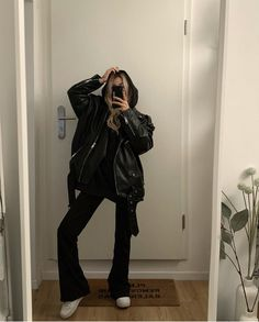 Clothes Of Girls Have Thinning Hair! Mode Outfits, Trendy Outfits, Winter Outfits, Fashion Outfits, Womens Fashion, Ootd Winter, Fashion Tips, Fashion Killa, Look Fashion