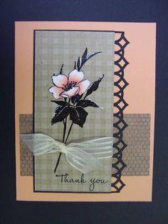 WT334  Floret Thank you