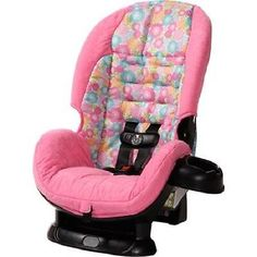 Convertible Car Seat Safety Baby Infant Toddler Forward Rear Facing Pink NEW