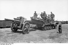 Bundesarchive Photos 1933 - all fields of WWII - Page 27 Army Vehicles, Armored Vehicles, Ww2 Tanks, Big Guns, Military Equipment, German Army, Panzer, Historical Images, War Machine
