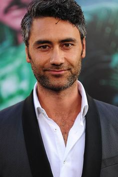 And the Marvel News keeps on coming: Taika Waititi is allegedly in talks to direct Thor: Ragnarok. Beautiful Men, Beautiful People, Flight Of The Conchords, Marvel News, Taika Waititi, Interesting Faces, To My Future Husband, Funny People, Pretty People