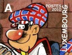 Sello: Superhero (Luxemburgo) (Superjhemp) Mi:LU 1872,Sn:LU 1298d,Yt:LU 1816,WAD:LU022.10