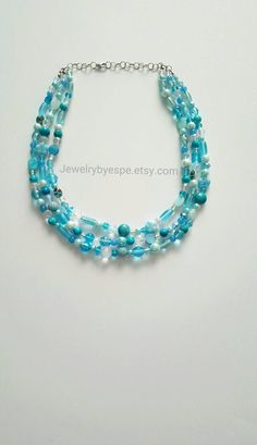 Hey, I found this really awesome Etsy listing at https://www.etsy.com/listing/233062914/statement-necklace-turquoise-necklace