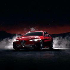 Alfa Romeo Giulia... pure love.