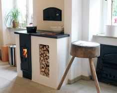 Newest Photographs puuhella Wood Stove Ideas Whilst timber is regarded as the eco-friendly home heating method, the item in no way looks like it's discusse. Decor, Furniture, Wood, House Design, Interior, Tiny House Living, Home Decor, House Interior, Tiny Wood Stove