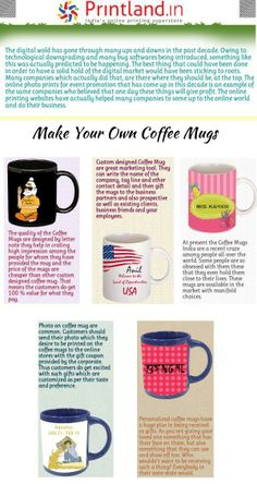 http://www.printland.in/items/magic+coffee+mugs.html  PrintLand.in - Buy  Magic Coffee Mugs online in India - Starting at price of Rs. 249 with custom photo printing. Rs. 449 best printable item ideas available to shop & send to India - Delhi, Mumbai, Kolkata, Bangalore, Pune, Chennai with free design templates.