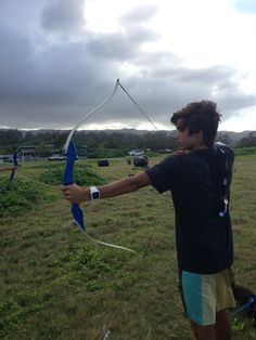 Training for the games Hunger games birthday