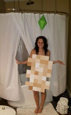 1000 Images About Coolest Homemade Costumes On Pinterest