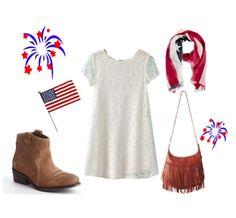 Born in the USA #fourthofjuly #fashion