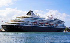 Ponce en Puerto Rico ya vuelve a recibbir barcos de cruceros con la llegada en el día de ayer, día de Navidad, del ms Prinsendam de Holland America.