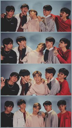 Korean Entertainment Companies, 5 Babies, Lee Jung, Funny Faces, Super Junior, Ikon, Cute Wallpapers, Boy Groups, Concert