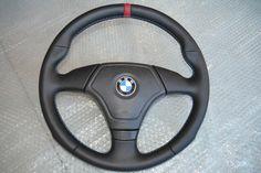 BMW E31 E36 E34 E39 Z3 M3 M5 Thick+Soft+ M TriColor+Thumb Rests Steering wheel in Steering Wheels & Horns   eBay