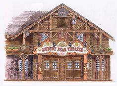 Country Bear Theater