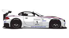 BMW Z4 by Tod Deppe