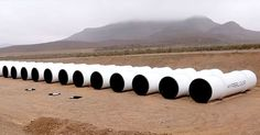 Hyperloop Technologies starts work on its test track