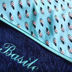 Création par #astrid_cousu_main : Une jolie cape de bain personnalisée avec un superbe tissu #softcactusfabrics #cuteyouare #cadeaudenaissance #softcactus #broderiemachine #capedebainpersonnalisée Cactus Fabric, Creations, Fabrics, Inspiration, Ideas, Fabric, Tejidos, Biblical Inspiration, Cloths