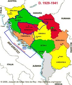The US Claims That The Balkan People Are Gripped By Irrational - Serbia clickable map