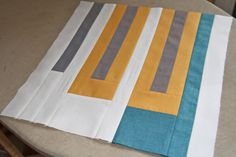 Modern Block of the Month (BOM) ~ March Sew-Along | Sew Mama Sew |