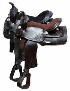 """16"""" Economy Western Saddle"""