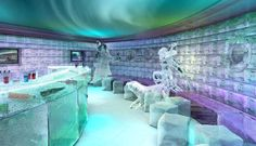 Minus 5 ice bar in Las Vegas    May be cold, but SO worth it!