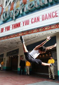 So you think you can dance-My favorite show EVER if you haven't seen it your crazy!!