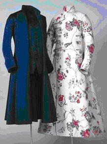Banyan- men's calf-length dressing gown    pirateuniversity.webs.com