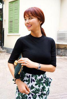Stylenanda, Korean Fashion, Curves, Neckline, Slim, Pink, How To Wear, Beauty, Color