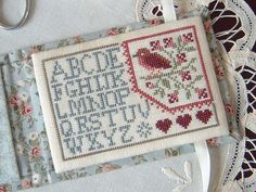 A Mon Ami Pierrie Needlebook | Flickr - Photo Sharing!
