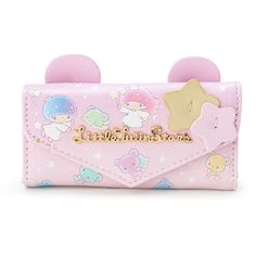 Little Twin Stars Key case with ears Sanrio From Japan