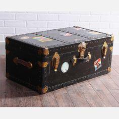 Vintage Trunk  by Inhabit