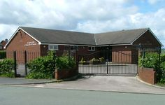 A Kingdom Hall in Biddulph, United Kingdom