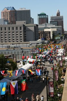 World Food & Music Festival, Downtown Des Moines