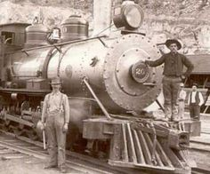 Before the railroads were built, wagons were pushed and pulled by both man and animal along wooden tracks. It wasn't until the late 1700's that iron tracks and steam powered engines began to take over. In 1804, a man from Wales built the first successful steam locomotive. The first trains traveled around 15 to 20 mph. Because of the railroads, people began to move to the cities.