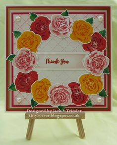 Tinyrose's Craft Room: Free Altenew Build a Rose Stamp from Simply Cards and Papercraft magazine