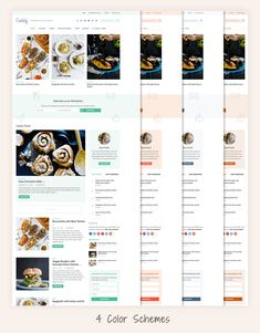 Cookely -  Food / Blog / Recipe Magazine WordPress Theme. Download and try now! #foodlog #recipeblog #food #recipe #magazine #wordpress Recipe Magazine, Green Spaghetti, Food Log, Best Wordpress Themes, People Around The World, Layout, Blog, Recipes, Food Diary