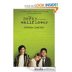 """Stephen Chbosky-The Perks of Being a Wallflower-$9,98-A feature film in 2012 starring Logan Lerman, Emma Watson, and Paul Rudd and written and directed by the author—the provocative and poignant """"coming-of-age tale in the tradition of The Catcher in the Rye and A Separate Peace"""" (USA TODAY) that has affected an entire generation of young people."""